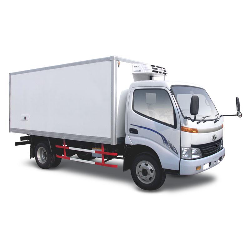 Основные виды грузового автотранспорта (часть первая)